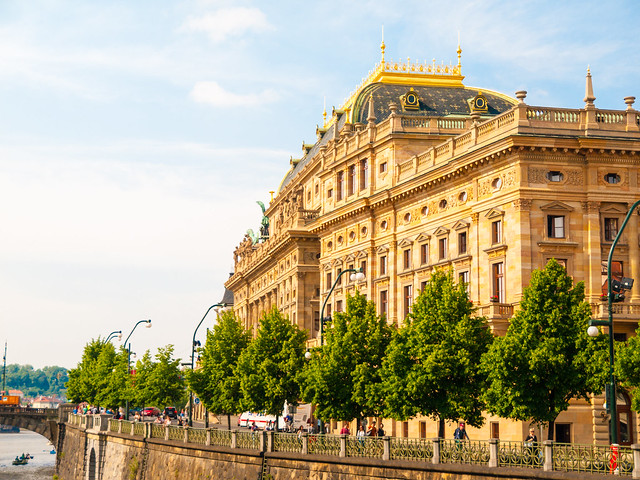 National   Theatre Prague