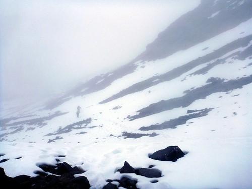 ecuador andes volcanoes trekking mountaineering chimborazo carihuairazo seatosummit