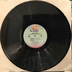BARRY WHITE:JUST ANOTHER WAY TO SAY I LOVE YOU(RECORD SIDE-B)