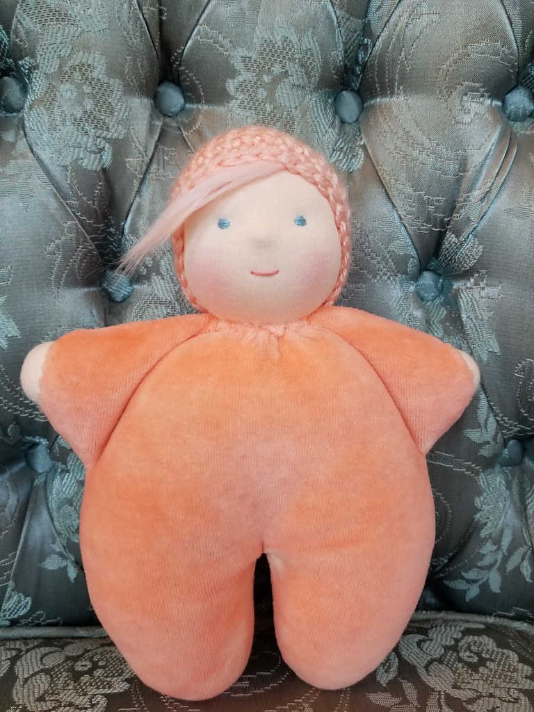 Snuggle Baby #27 - Peach