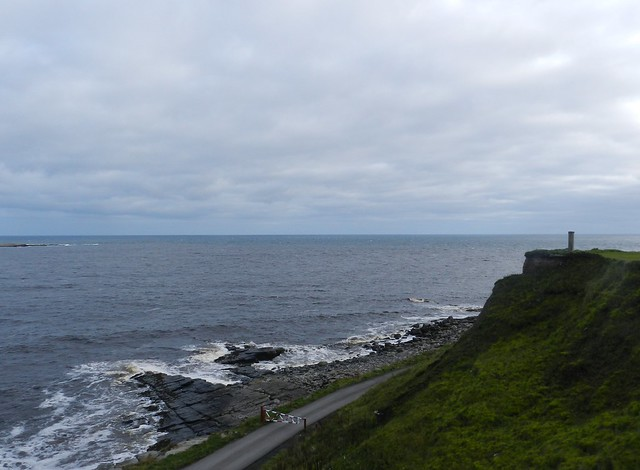 Walking the coast, Wick, Caithness, Oct 2017