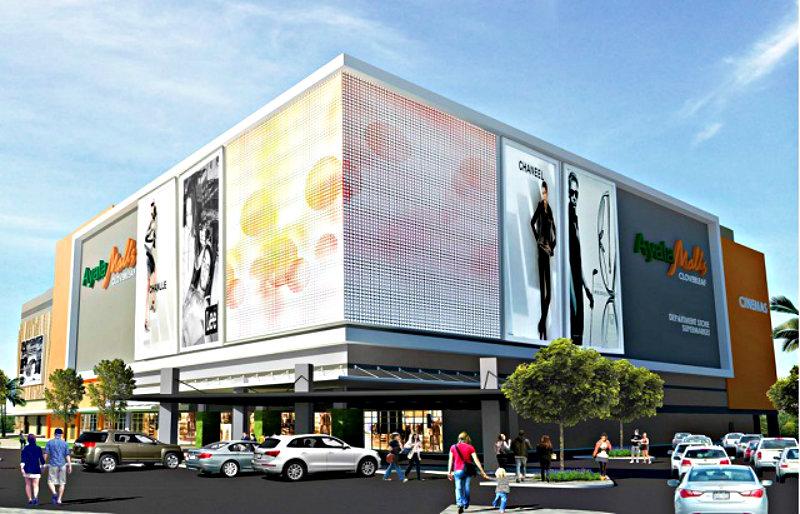 Ayala Malls Cloverleaf 4 2017