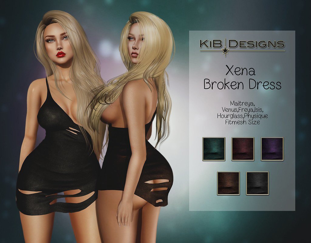 KiB Designs – Xena Outfit @The XXX Event
