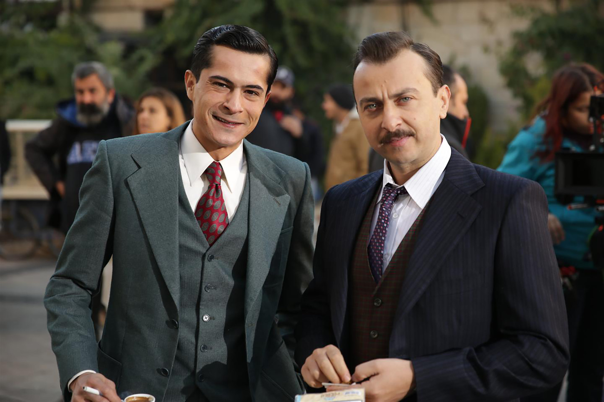 İsmail Hacıoğlu, Ali Atay