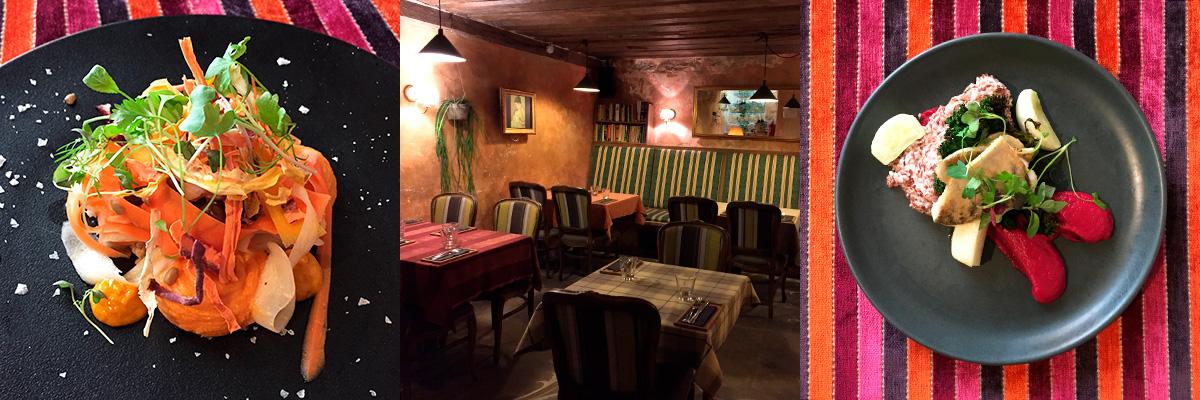 Tallinna ravintolat Von Krahli Aed
