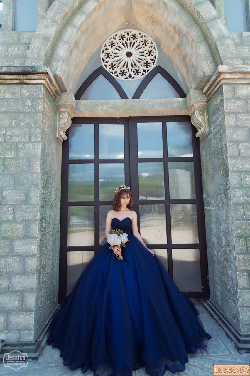 Áo cưới Jessica - Nơi hạnh phúc bắt đầu