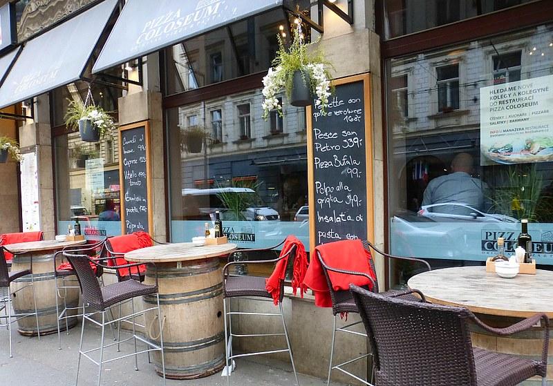 Prague's Cafe Culture