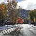 Snow in Aspen