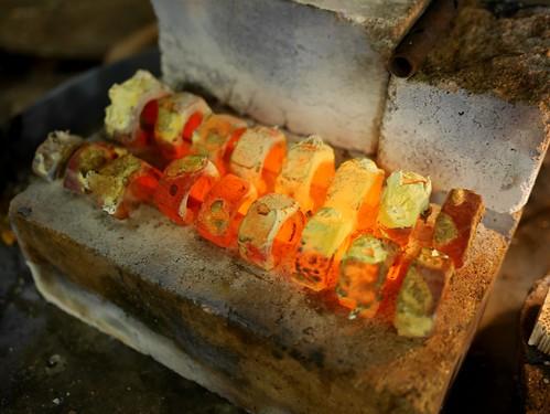 Nut Ring - Repair Series - WIP - 12