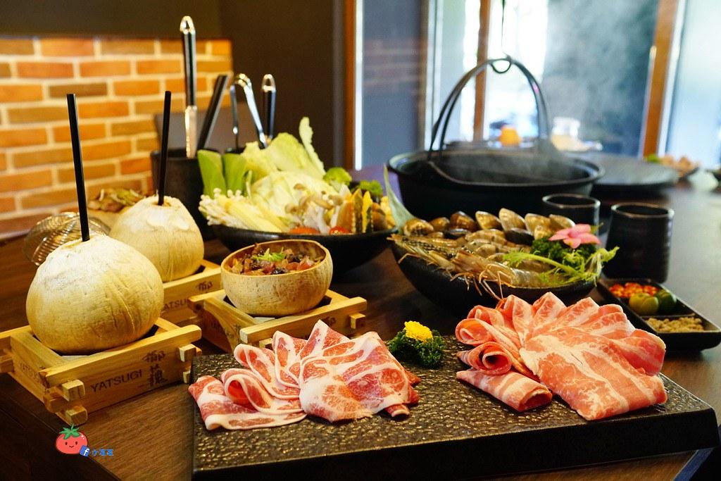 台北好喝雞湯 六張犁美食 椰蘶椰子雞鍋物