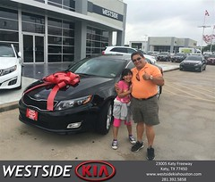 #HappyBirthday to Richard from Luis Crespo at Westside Kia!