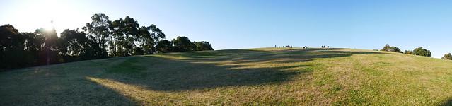 Sydney Park Panorama - Panasonic GX 850