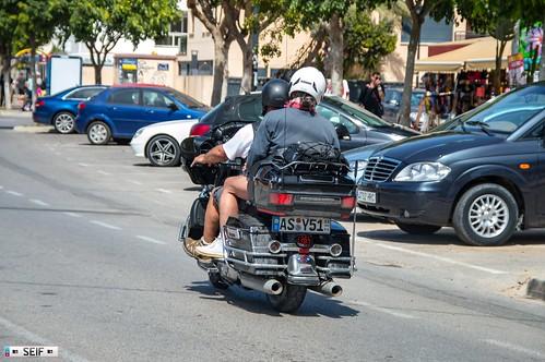 Harley Davidson ibiza Spain 2017