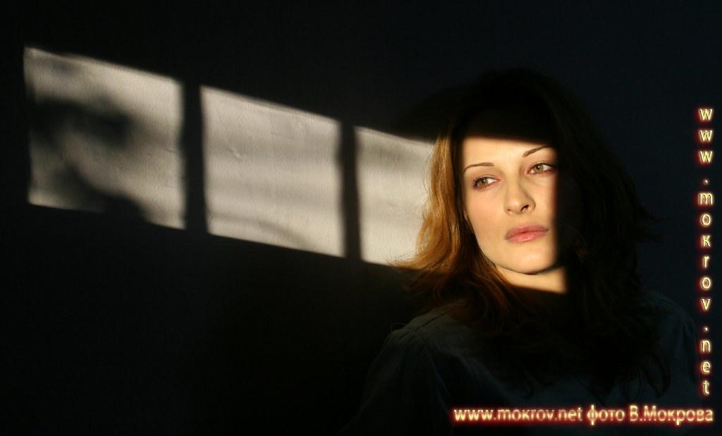 Актрисса Нина Гогаева.