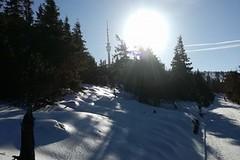 Lyžařské stopy o víkendu