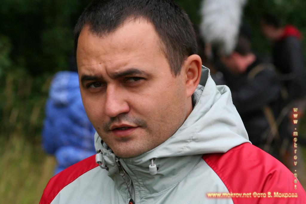 Василий Лазарев.