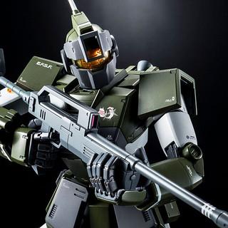 MG 1/100《機動戰士鋼彈 MSV》RGM-79SC 吉姆狙擊特裝型(Tenneth A. Jung 機)ジム・スナイパーカスタム (テネス・A・ユング機)【PB限定】