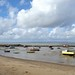 Fishing boats at Morecambe