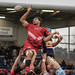 Christopher Vui wins the line out for Bristol-2935