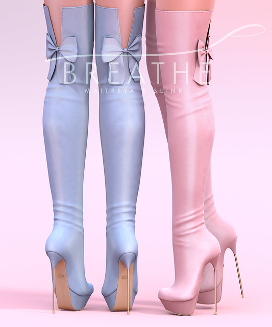 [BREATHE]-Masumi Heels