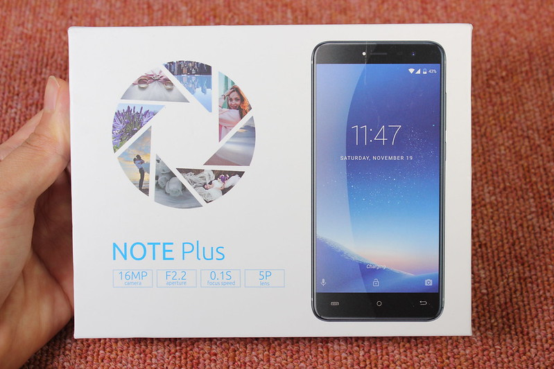 cubot note plus 開封レビュー (7)