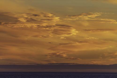 El cielo en Galicia