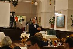 Karácsonyi vacsora a Petőfi Irodalmi Múzeumban, 2017. december 1.