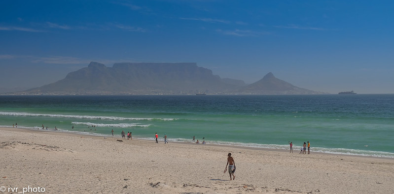 Table View Beach, Cape Town