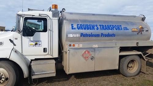 Tuk Fuel truck