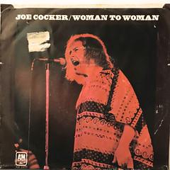 JOE COCKER:WOMAN TO WOMAN(JACKET A)