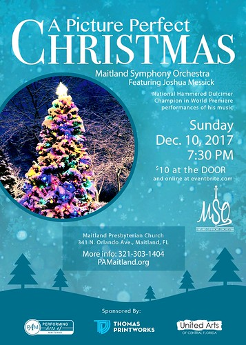Maitland Symphony's Holiday Concert