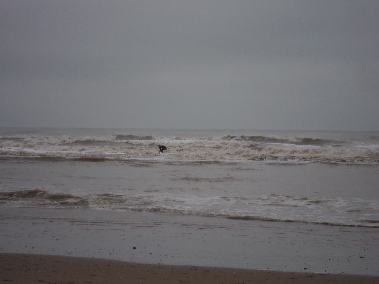 Surfer off Camber SWC 154 - Rye to Dungeness and Lydd-on-Sea or Lydd or Circular