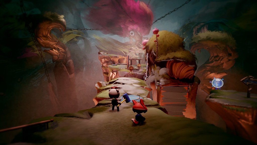 Media Molecule's Dreams