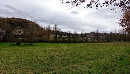 Paisaje en Oiartzun
