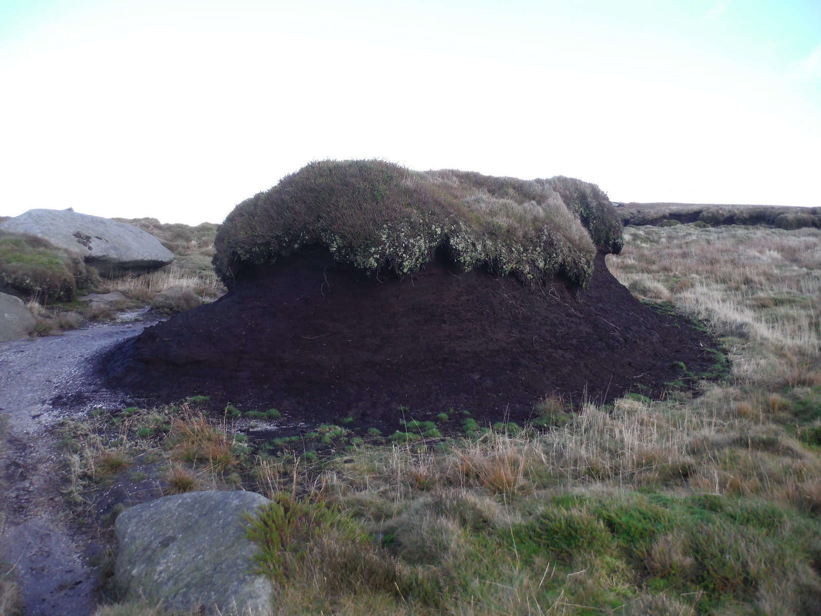 Peat Hag SWC Walk 304 - Kinder Scout Circuit (from Edale)