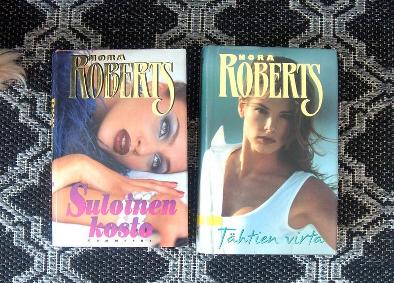 Nora Roberts kirjat