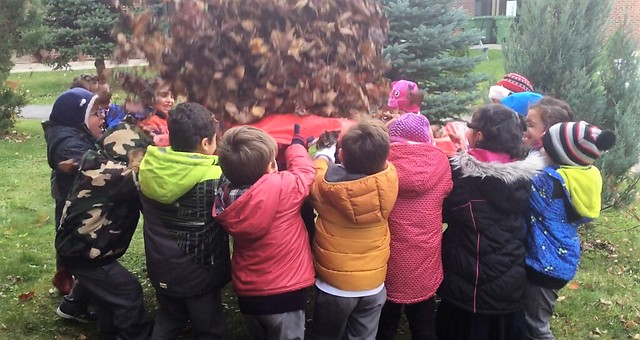 L'automne en Maternelle B