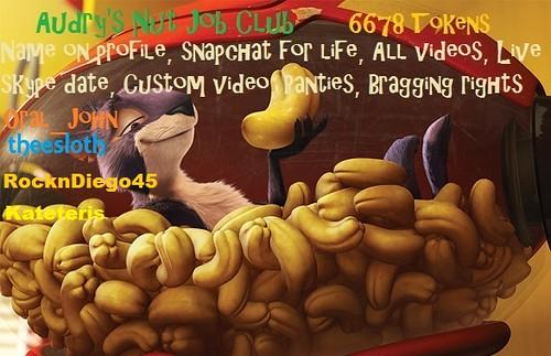 nut job club