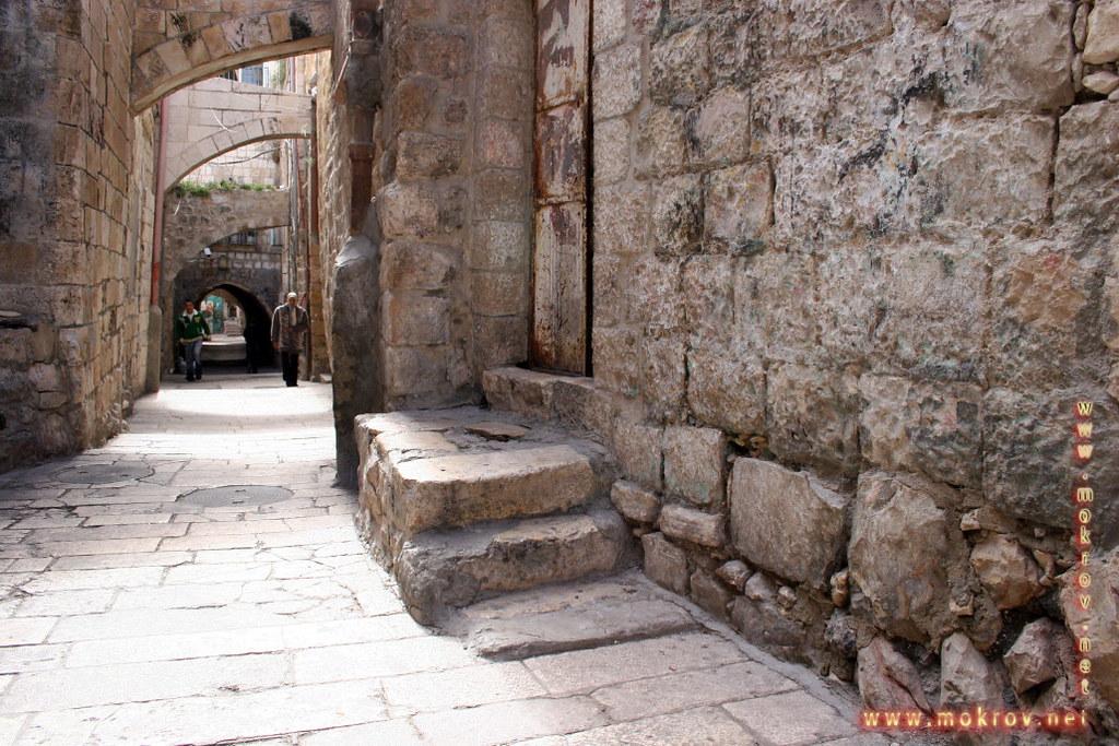 Стена Плача в Иерусалиме фотографии сделанные как днем, так и вечером