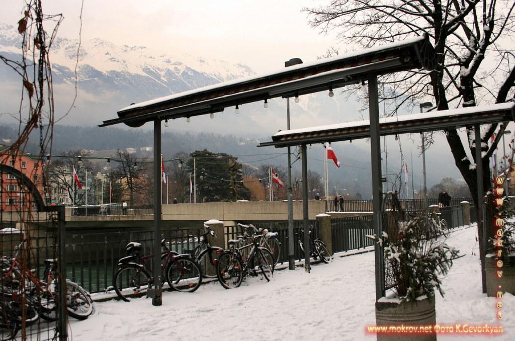 Инсбрук — город в Австрии фото