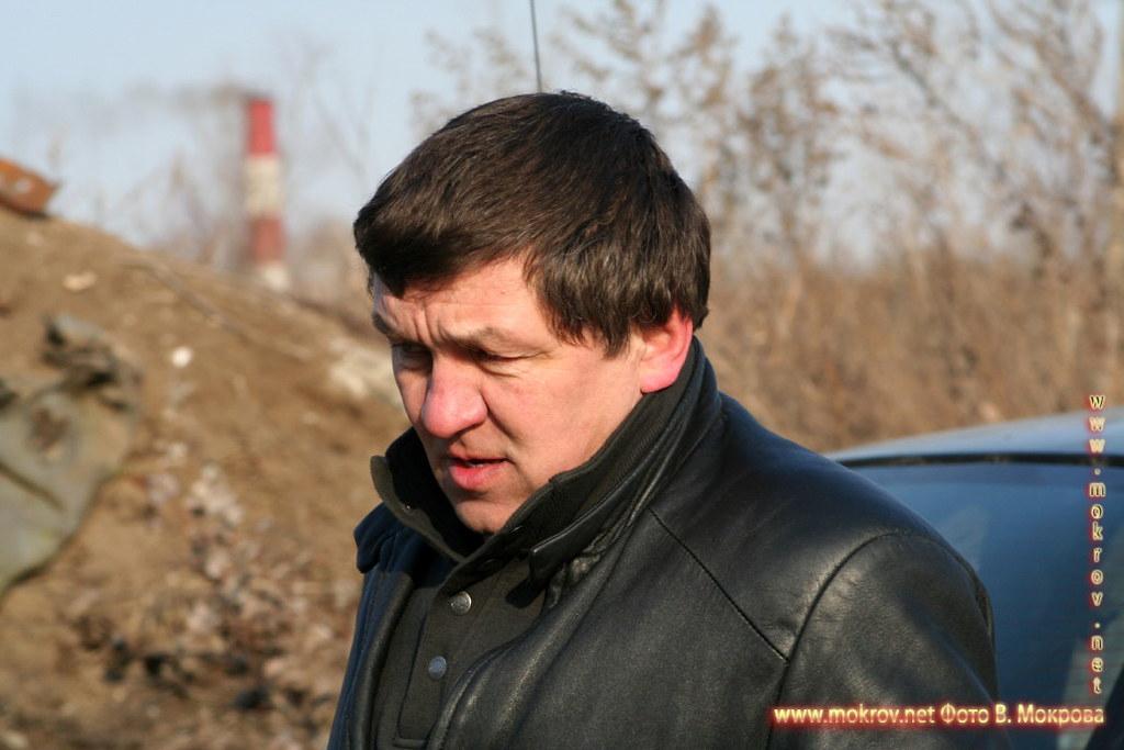 Сергей Воробьев.