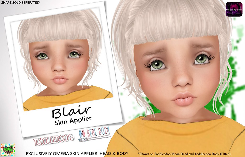 **DoRks** Blair Skin @ Toddleedoo Fair Exclusive