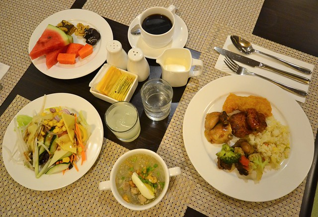 savoy hotel boracay breakfast