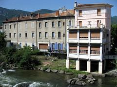 FR10 1592 Quillan, Aude, Languedoc, France