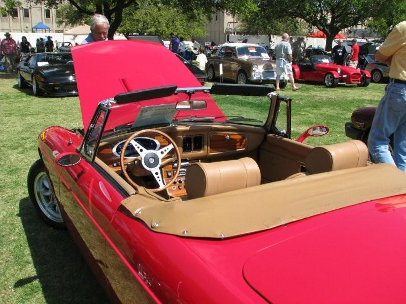 British Sports Car Club Of Memphis LTD Events - New orleans car show