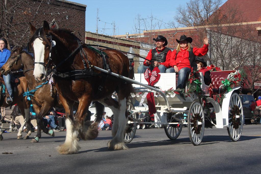 Lawrence Christmas Parade 7