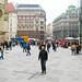 Stevensplatz - Pedestrian realm, Vienna