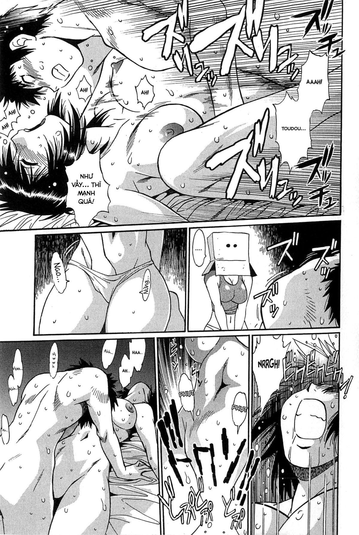 HentaiVN.net - Ảnh 20 - Kanojo de Ippai - 彼女で満室 - Room 3