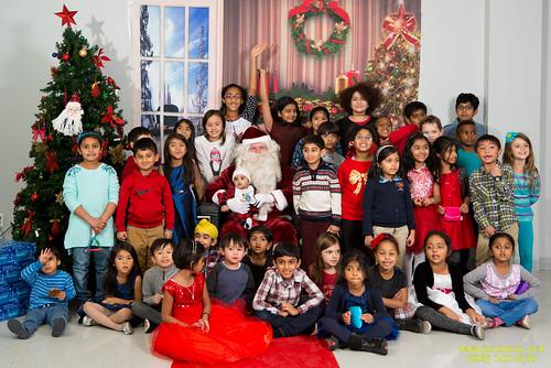 Santa at Teecs-123