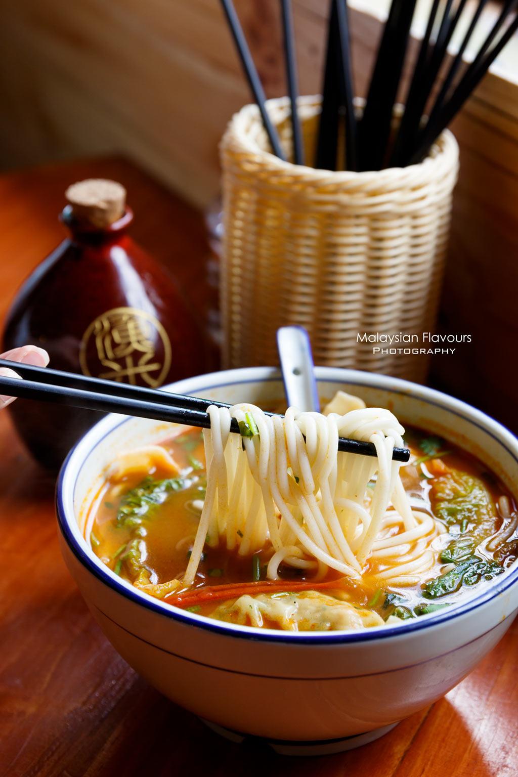 Yu Noodle Cuisine Chinatown KL